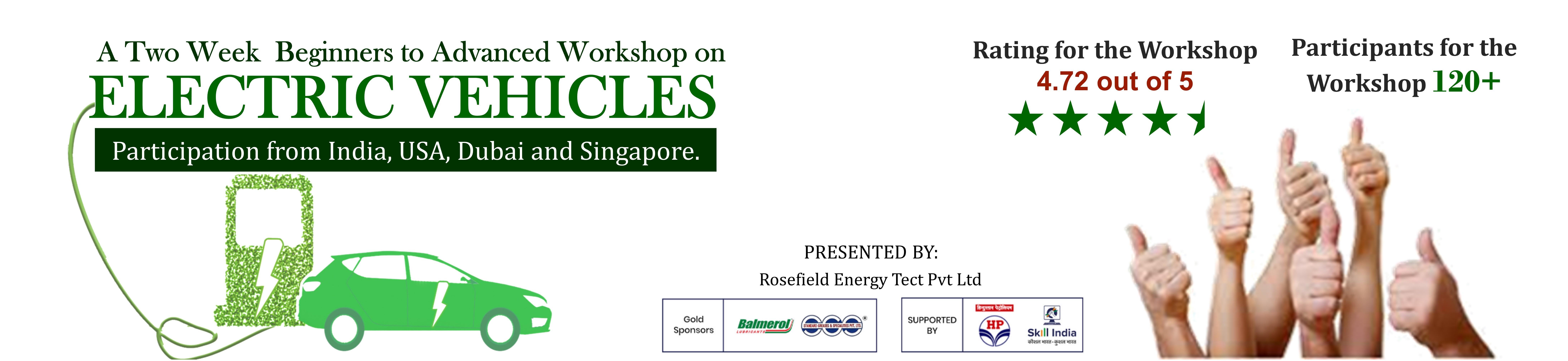 Workshop EV feedback