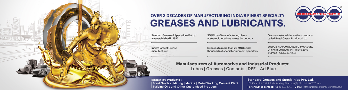 Standard Greases and Specialties